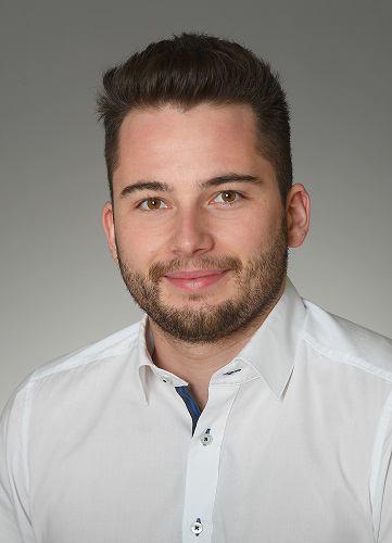 Maximilian Eibl, DHBW-Student, Lahr