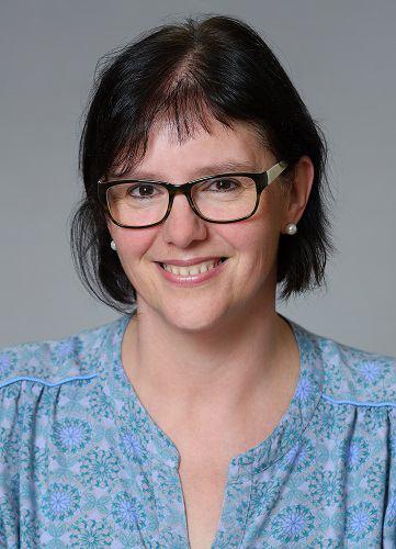 Elisabeth Burger, Sekretariat, Lahr